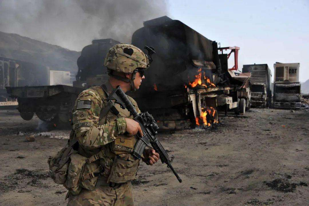 美军反悔了 用多处基地换回驻军权 俄:怎么也想不到会出这招
