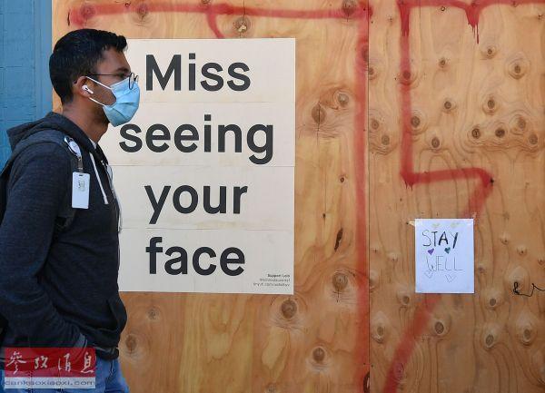 """美媒反思:亚洲国家建议""""戴口罩""""的策略是正确的"""