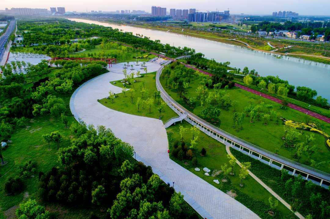河南周口:下好生态棋,打好绿色牌