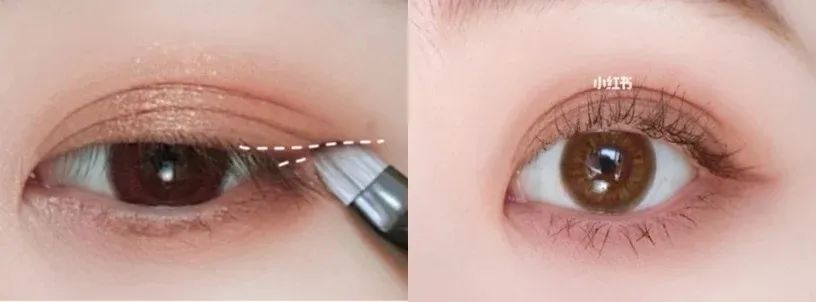 万能眼妆步骤教学!详解眼妆晕染技巧,手残党也画出干净高级眼妆