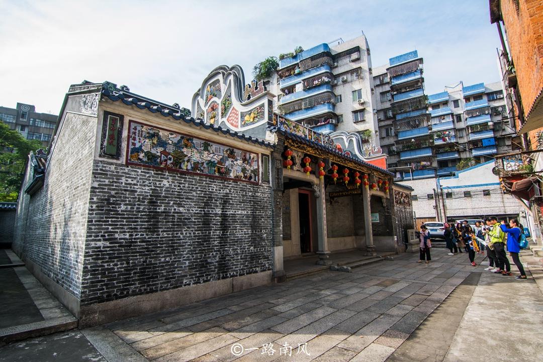 离广州最近的二线城市,坐地铁就可以去旅游,未来可能成