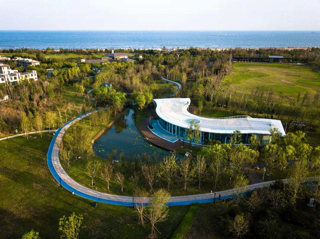 北京出发仅2h!到「蔚蓝海岸」自然秘境,奢享2.8公里撩人海滩