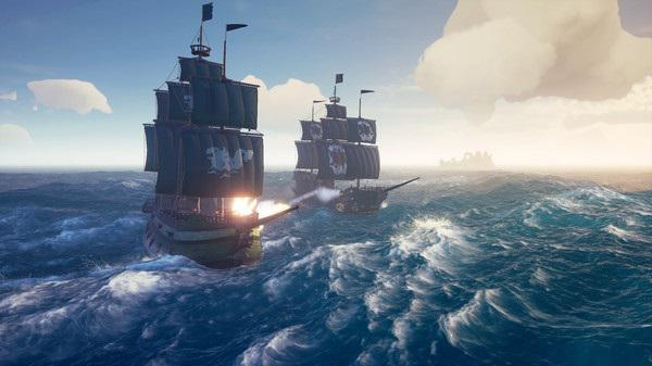 发售在即!冒险游戏《盗贼之海》登陆Steam平台:支持简体中文