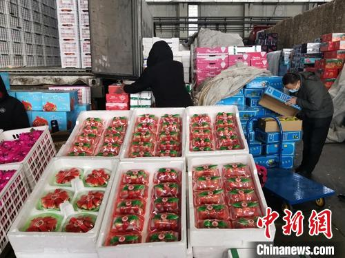 南昌妲雅美肤中心乌鲁木齐鲜果大量上市