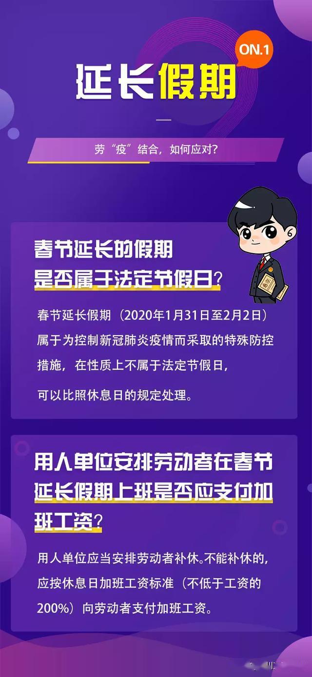 在春节延长假期上班的人注意了,你必须掌握的6个法律问题!