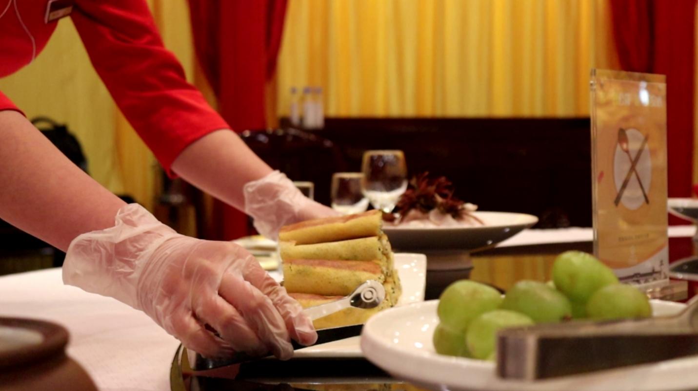 分餐制+双筷公勺,济宁餐饮业开启饮食新风