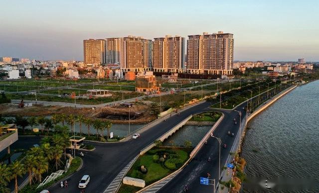 疫情影响下越南最大城市房地产价格骤降,相比去年已下降15%