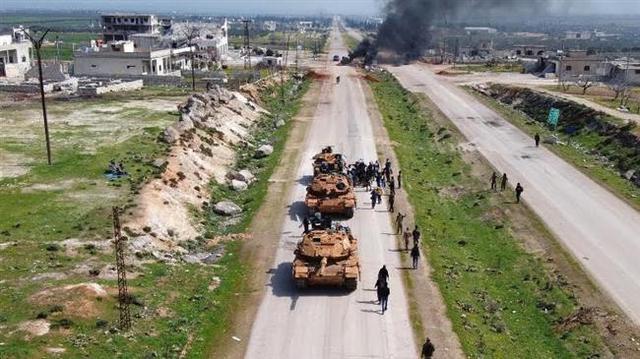 战火重燃!美俄土叙和库尔德人5方均卷身其中,死伤惨重
