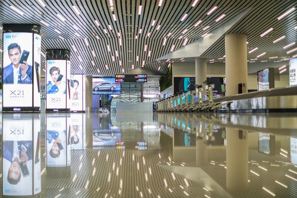 白云机场将减免部分企业承租经营用房租金 金额超1亿:承租