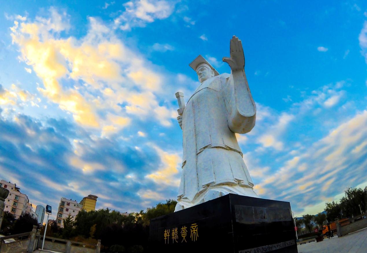 黄帝:中华民族的人文始祖