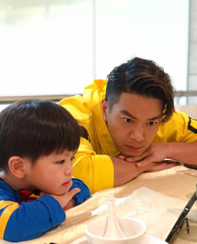TVB黎诺懿和太太同患哮喘,担心会遗传孩子,曾被批说对白鼻音重