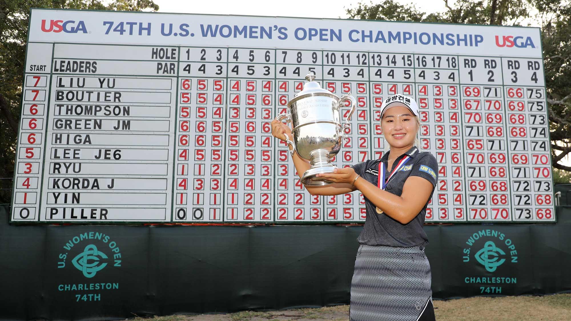 LPGA官宣五项赛事推迟 美国女子公开赛将于12月举办