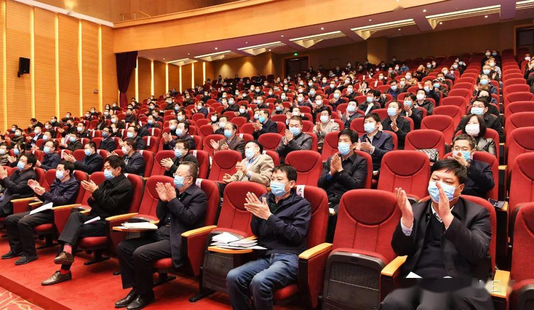 """局新闻发言人制度_忻州市举行2020年城区基础设施、市政重点工程和""""两下两进两拆 ..."""
