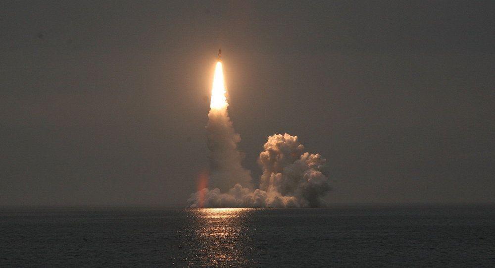 再建7艘战略核潜艇 潜入深海谁都发现不了:让纽约瞬间升起蘑菇云