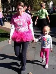 质子治疗让3岁患髓母细胞瘤患者重新穿上芭蕾舞鞋(图1)