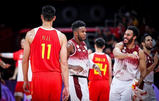 伤口上撒盐?中国男篮世界杯耻辱一战