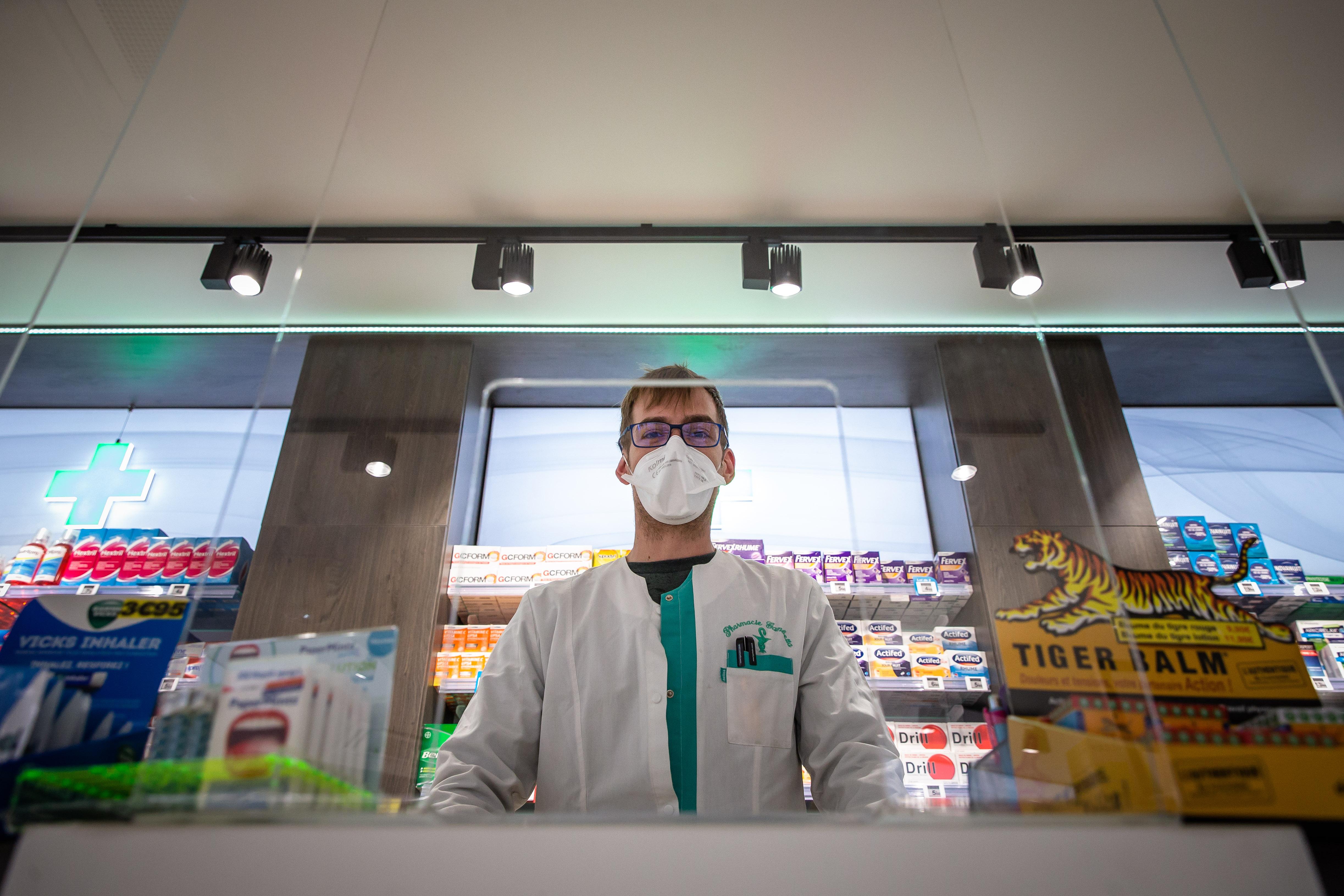 法国:疫情下的商户