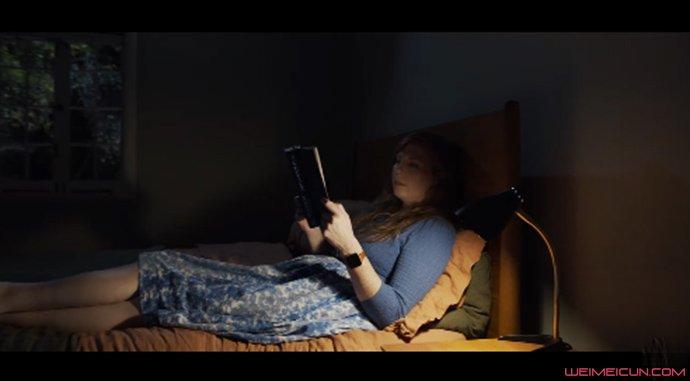 沙赞导演隔离在家拍恐怖片 由妻子主演剧情氛围也太好了吧