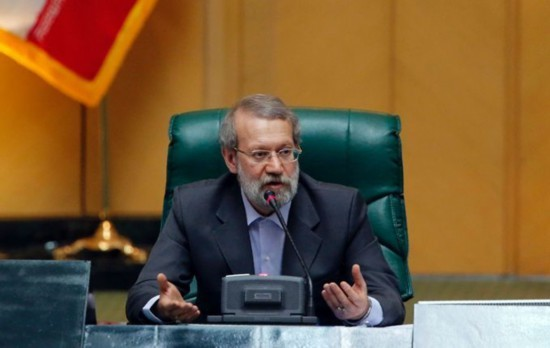 军事-伊朗议长阿里·拉里贾尼确诊新冠肺炎