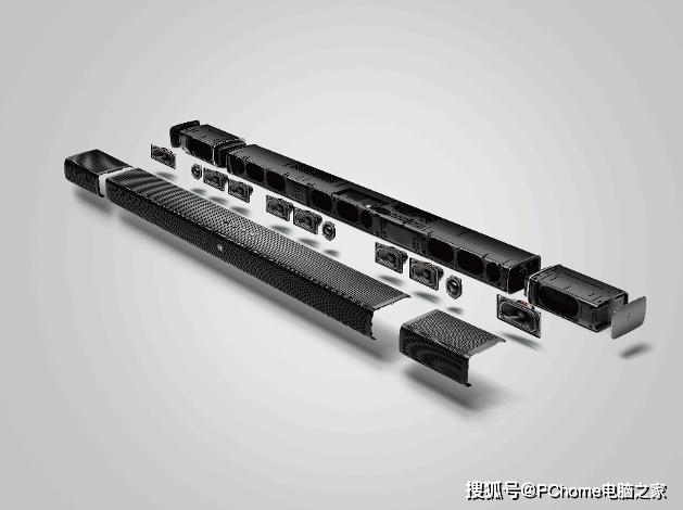 原创             JBL BAR5.1:专属你的5.1真无线家庭影院回音壁
