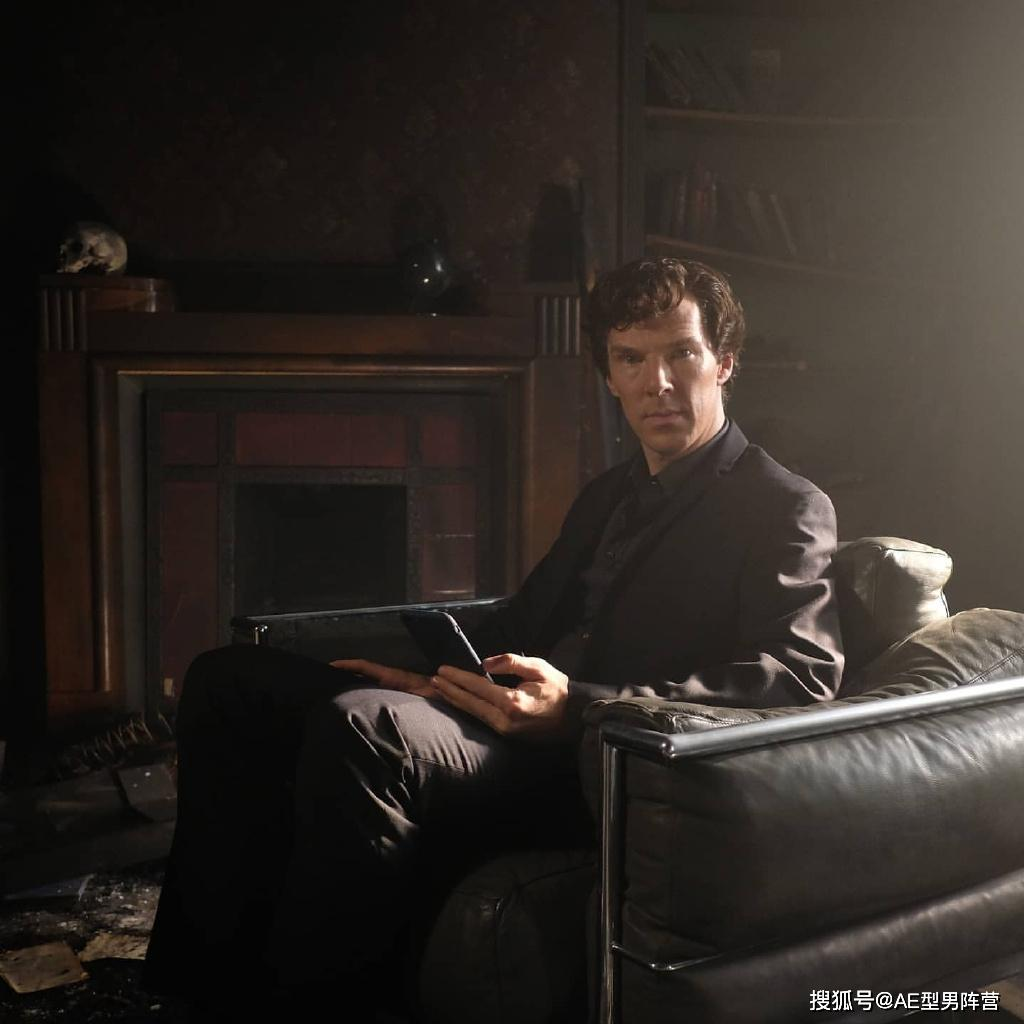 『片场』第五季终于要来啦《神探夏洛克》诈尸啦!剧组放出未曝光片场照