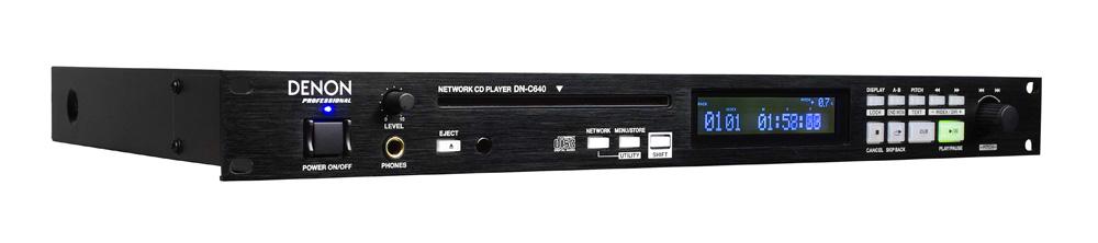 德农DN-C640光盘播放器