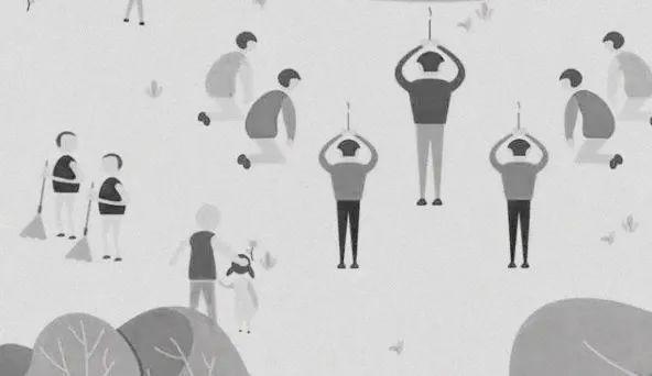 【踏青】清明节折射中国人怎样的生死观?,扫墓祭祖与踏青赏春并举