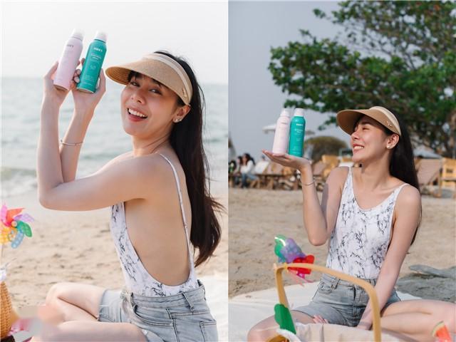李佳琦吹爆的泰国明星防晒!能防晒、驱蚊、美白,随时补喷!