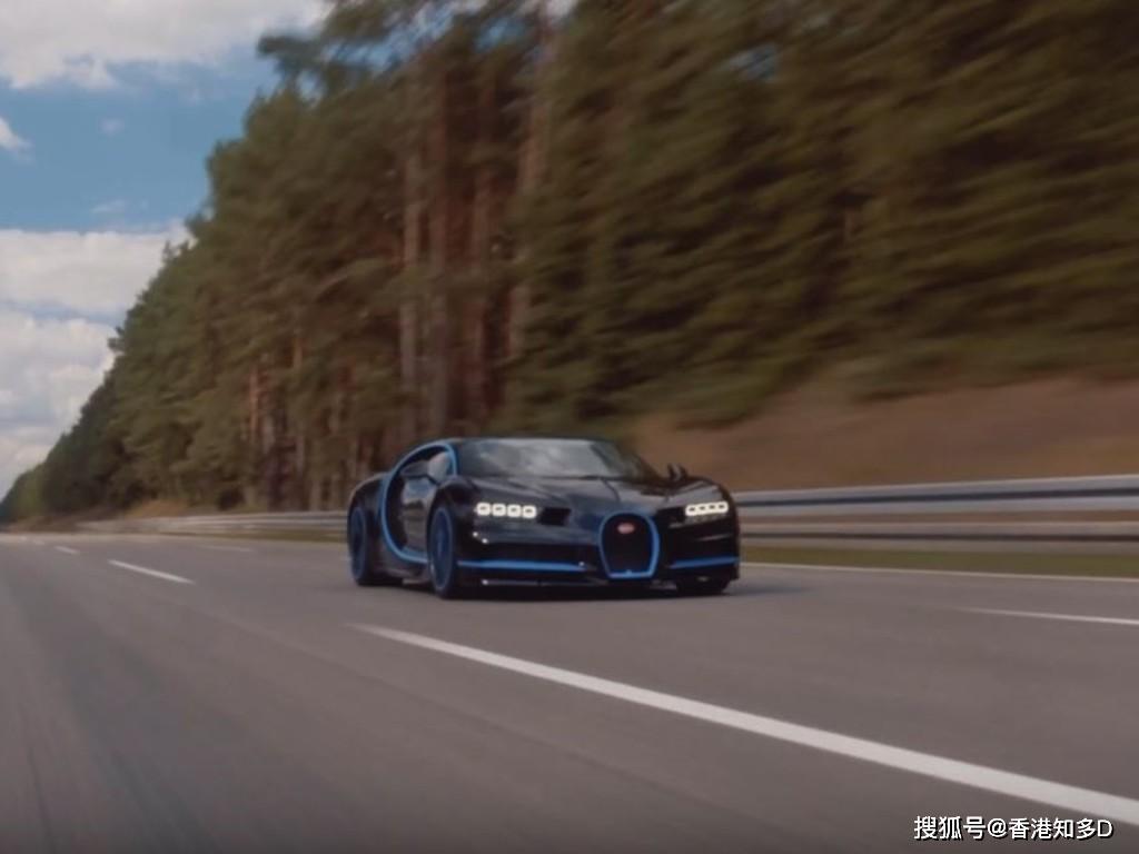用咩车先可以追拍Bugatti?时速400km「拍摄车」谜底解开