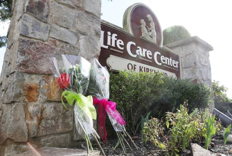 美国一养老院隐瞒疫情致37人死亡 被罚超60万美元