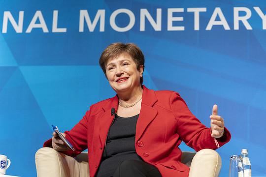IMF总裁:新冠病毒危害甚于次贷危机,力求团结一致保护经济