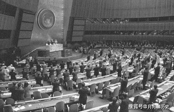 1971年中国重回联合国,美为何不一票否决 中国 想想就行了