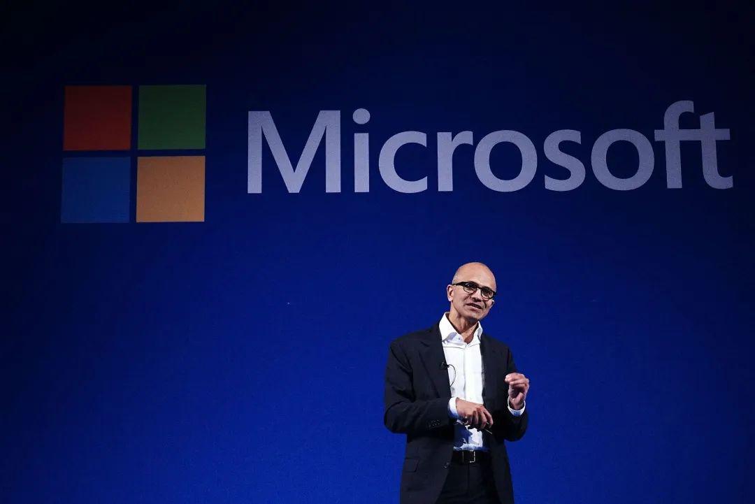 45 岁的微软,放下执念后,他跨越了时代|极客洞察