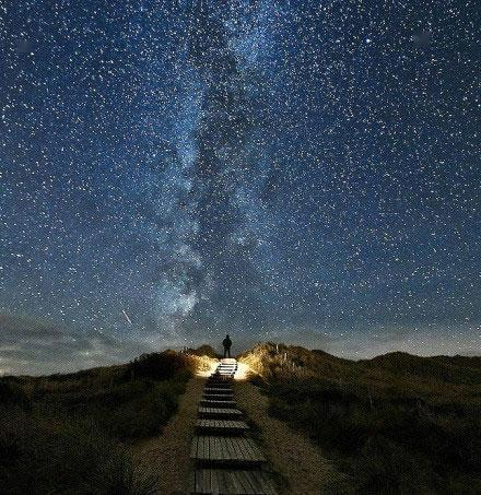 9德国叙尔特岛——通往银河系的星路.
