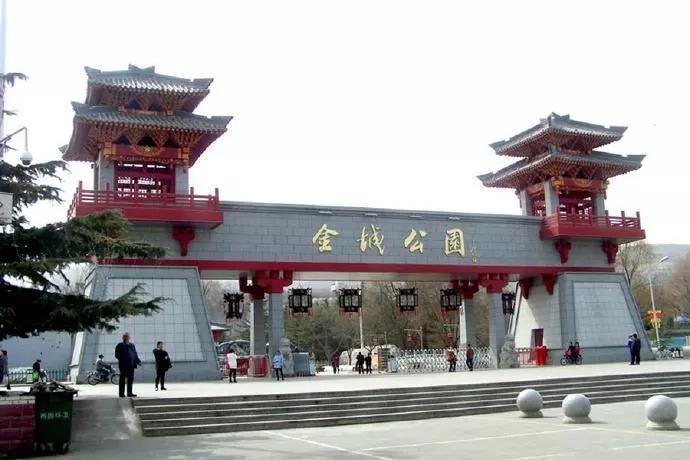 甘肃最大的主题文化公园竟然在兰州这里,很多人没去过