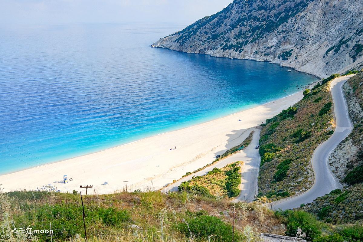 这里连续十年被评为希腊以及世界最美海滩,去一次终生难忘!