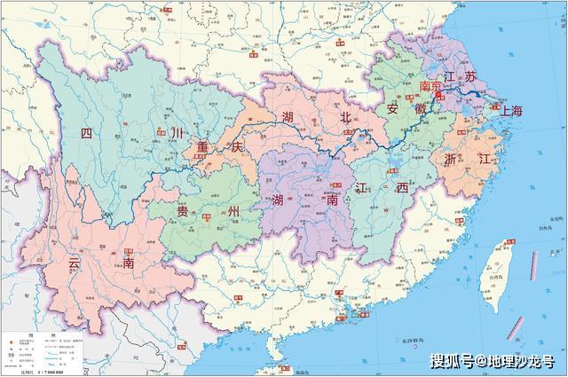 华东的gdp_聂辉华 中国各省经济版图固化(2)