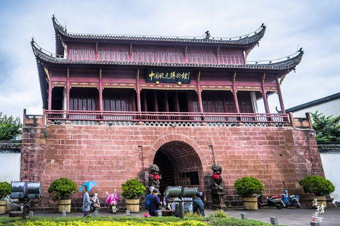 """黄山脚下有一座""""中国第一状元县"""",一个县就出了19位状元"""