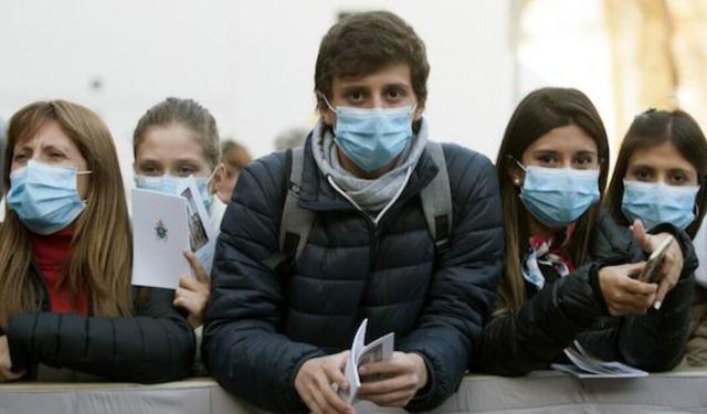 原创            唯一疫情好转的西方国家,新增确诊不断下降,疫情拐点已经到来