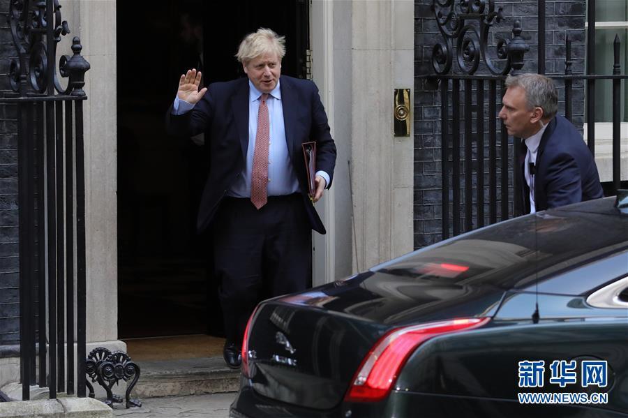 英国首相进医院接受检测_英国新闻_英国中文网