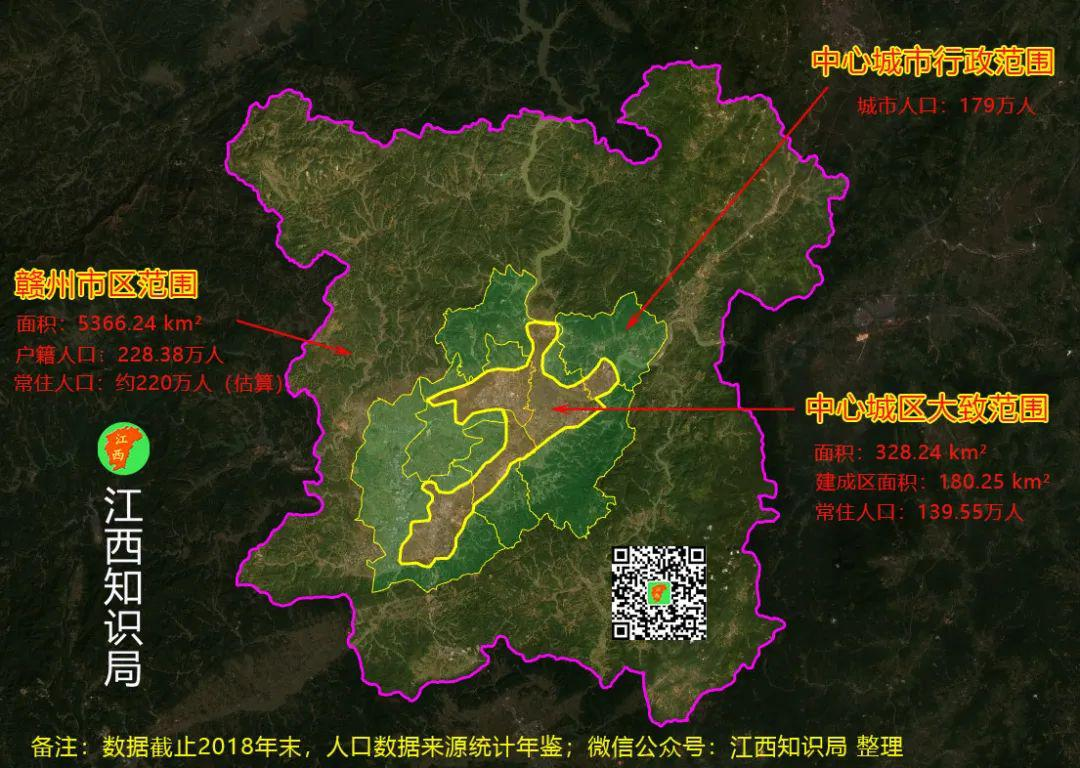 赣州市多少人口_赣州市人口多少了