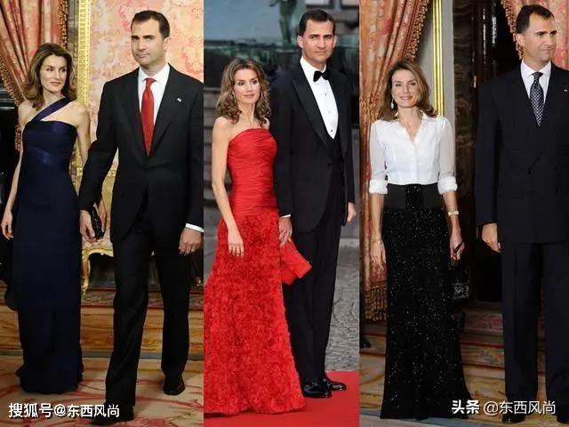 歐洲很多王室成員,其實跟普通人家一樣,也會舊衣重穿