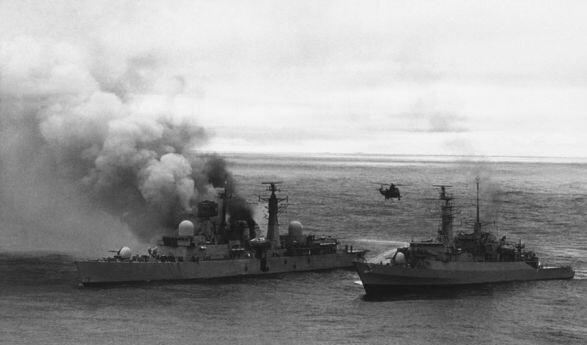 英阿马岛战争上,有哪个国家支持阿根廷,有哪个国家支持英国?_英国新闻_英国中文网