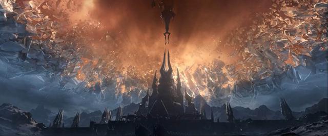 外媒爆料:《魔兽世界》9.0暗影国度已加入战网,