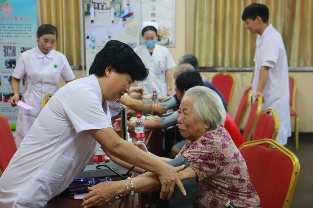 """【颐和养老】""""世界卫生日""""——感谢你们所做的一切"""