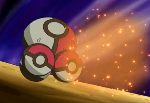 《宝可梦》奇闻趣事:体积过大的精灵球,不同的种子机关枪!_珍珠