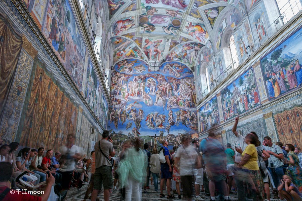 """宛如露天博物馆的罗马,被称为""""永恒之城"""""""