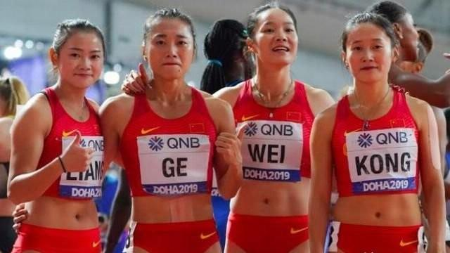 原创             无法释怀!里约奥运,美国女子接力本被淘汰,却挤掉中国队晋级
