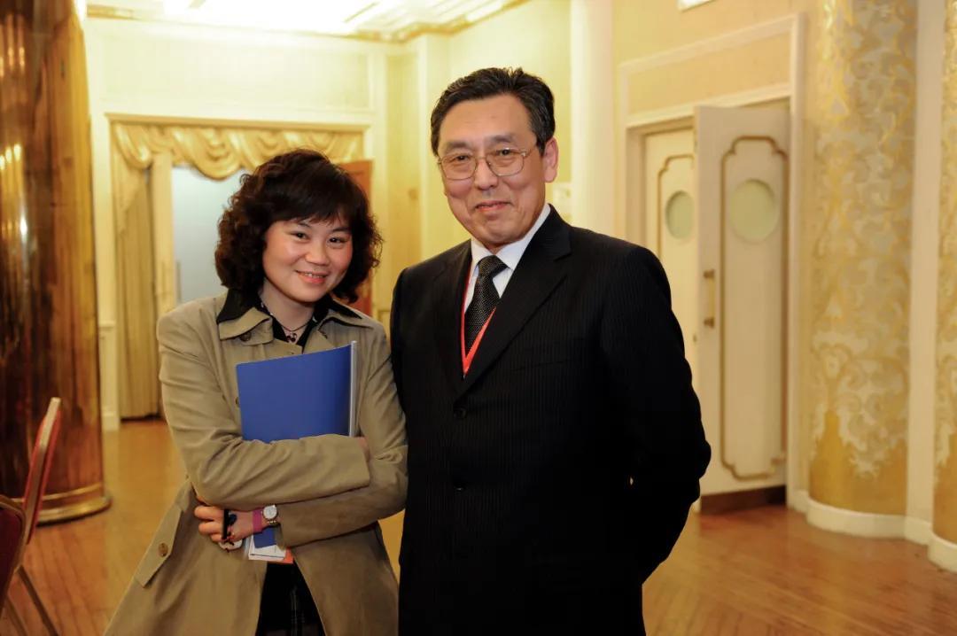 一个媒体人和她记录的中国汽车史