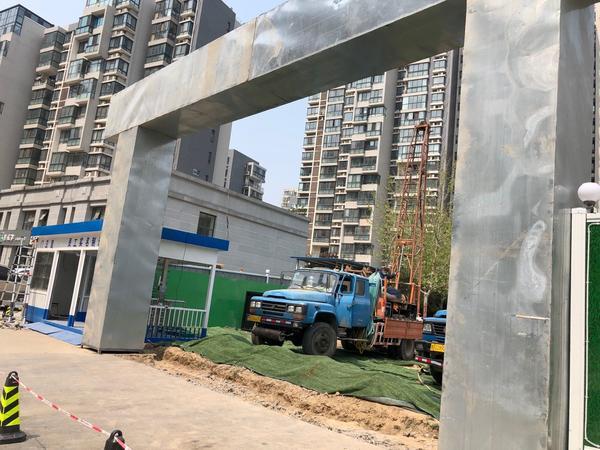 郑州市第一个这种停车场已开建,快来围观